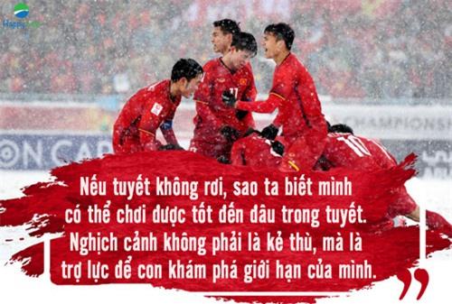6 bài học thấm thía mà đội tuyển U23 Việt Nam đã thầm lặng gửi gắm đến người hâm mộ - 1