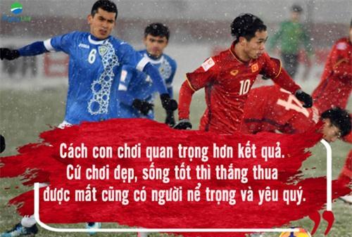 6 bài học thấm thía mà đội tuyển U23 Việt Nam đã thầm lặng gửi gắm đến người hâm mộ - 2