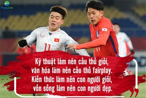 6 bài học thấm thía mà đội tuyển U23 Việt Nam đã thầm lặng gửi gắm đến người hâm mộ - 4