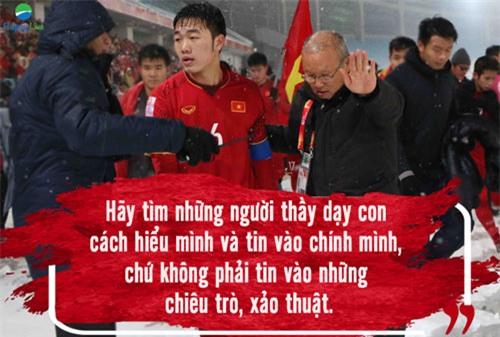 6 bài học thấm thía mà đội tuyển U23 Việt Nam đã thầm lặng gửi gắm đến người hâm mộ - 5