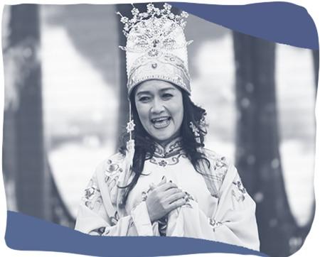 Vân Dung: Chao đảo vì trò nghịch của Đạo diễn Đỗ Thanh Hải - Ảnh 16.