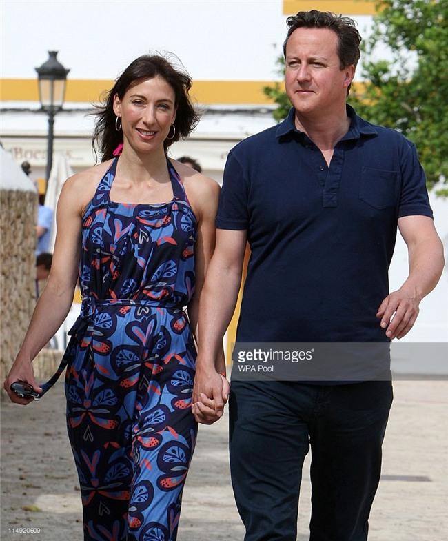 Nỗi buồn đằng sau cuộc hôn nhân hạnh phúc ngời ngời khi nhìn từ bên ngoài của vợ chồng cựu thủ tướng Anh - Ảnh 2.