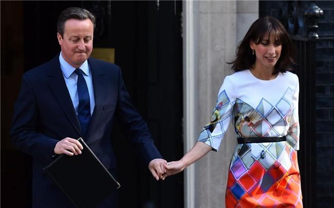 Nỗi buồn đằng sau cuộc hôn nhân hạnh phúc ngời ngời khi nhìn từ bên ngoài của vợ chồng cựu thủ tướng Anh - Ảnh 3.
