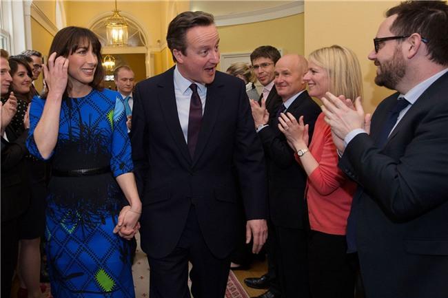 Nỗi buồn đằng sau cuộc hôn nhân hạnh phúc ngời ngời khi nhìn từ bên ngoài của vợ chồng cựu thủ tướng Anh - Ảnh 4.