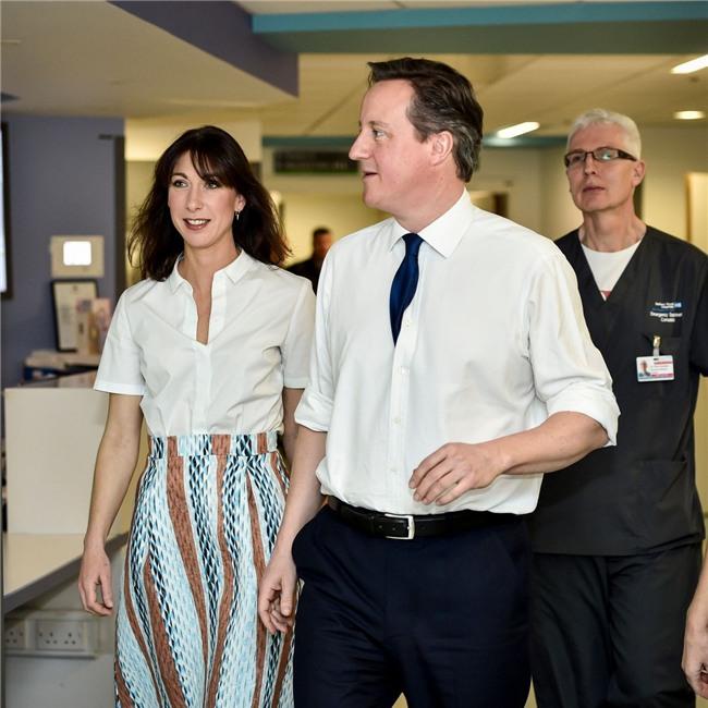 Nỗi buồn đằng sau cuộc hôn nhân hạnh phúc ngời ngời khi nhìn từ bên ngoài của vợ chồng cựu thủ tướng Anh - Ảnh 7.