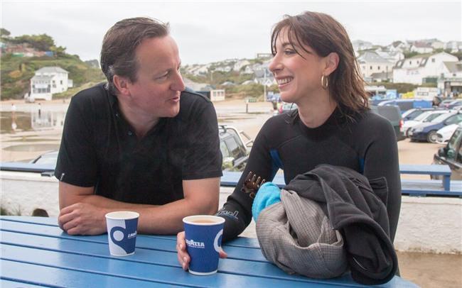 Nỗi buồn đằng sau cuộc hôn nhân hạnh phúc ngời ngời khi nhìn từ bên ngoài của vợ chồng cựu thủ tướng Anh - Ảnh 8.