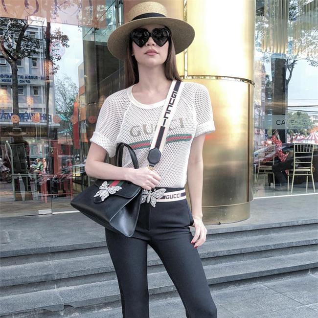 Trước nghi vấn bầu bí lần 3, Tăng Thanh Hà vẫn một mực diện váy rộng giấu dáng trong street style tuần qua - Ảnh 3.