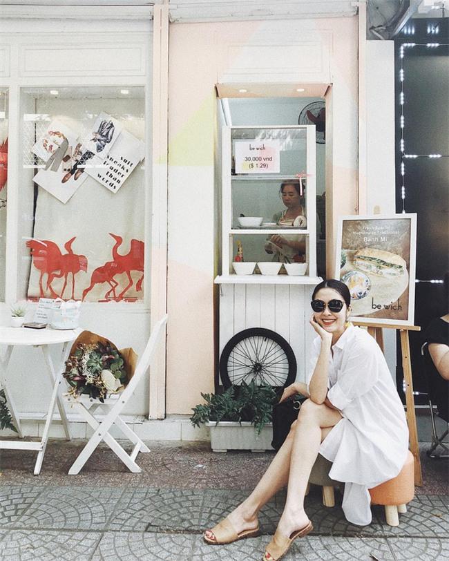 Trước nghi vấn bầu bí lần 3, Tăng Thanh Hà vẫn một mực diện váy rộng giấu dáng trong street style tuần qua - Ảnh 4.