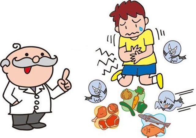 Cách xử lý ngộ độc thực phẩm tại nhà trong ngày Tết-1