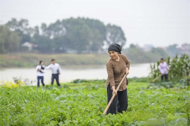 Em bé Hà Nội Lan Hương mặc phong phanh dưới trời lạnh 8 độ  - Ảnh 4.