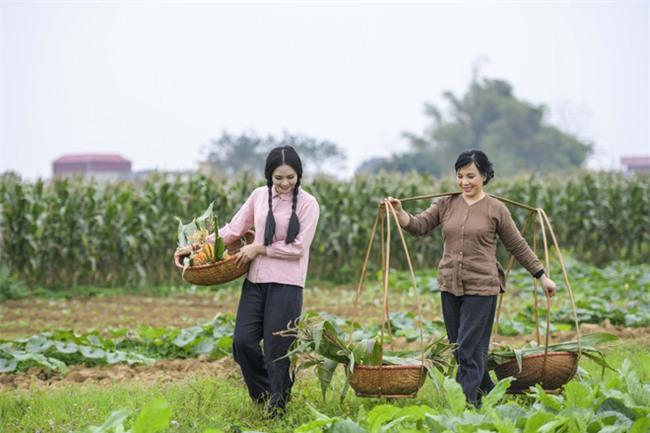 Em bé Hà Nội Lan Hương mặc phong phanh dưới trời lạnh 8 độ  - Ảnh 6.