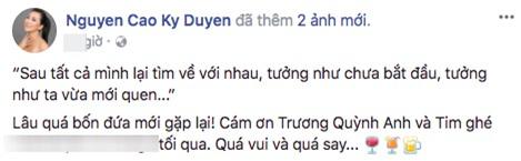 Vợ chồng Bình Minh trừ tà giữa ồn ào nghi vấn gọi Trương Quỳnh Anh là phở sân bay-5