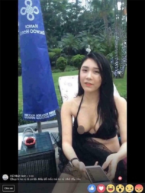 Livestream hớ hênh, đâu phải chỉ mỗi Angela Phương Trinh lộ hàng nhạy cảm!-5