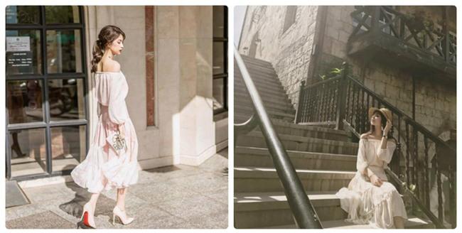 Mua váy chụp ảnh cưới qua mạng và sản phẩm về tay khiến cô gái dở khóc dở cười - Ảnh 1.