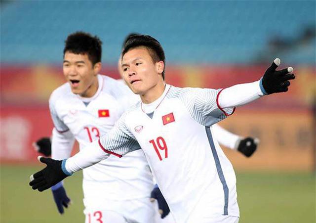 Quang Hải đã có một giải U23 châu Á xuất sắc cùng U23 Việt Nam