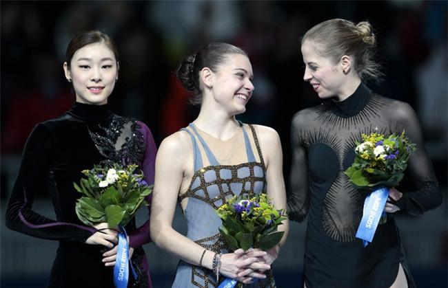"""Kim Yuna - """"quốc bảo của Hàn Quốc: 17 tuổi trở thành niềm tự hào của cả nước, được toàn dân Đại Hàn nâng niu và tôn làm """"cô tiên quốc dân - Ảnh 5."""
