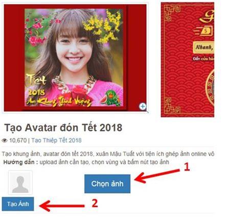 Facebook,Mạng xã hội,Chúc mừng năm mới,2018,Mậu Tuất