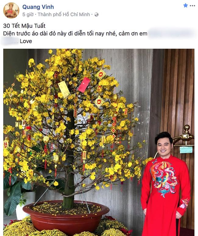 Ngày cuối cùng của năm Đinh Dậu: Sao Việt háo hức chờ mong đón Tết - Ảnh 4.