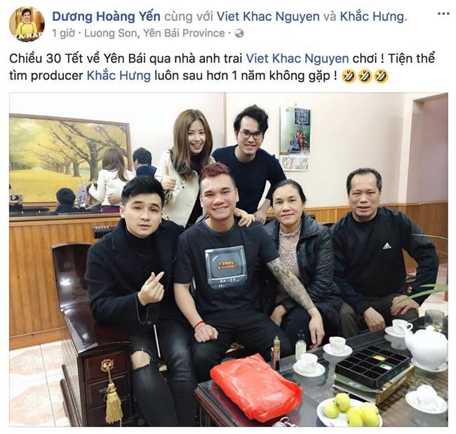 Ngày cuối cùng của năm Đinh Dậu: Sao Việt háo hức chờ mong đón Tết - Ảnh 5.