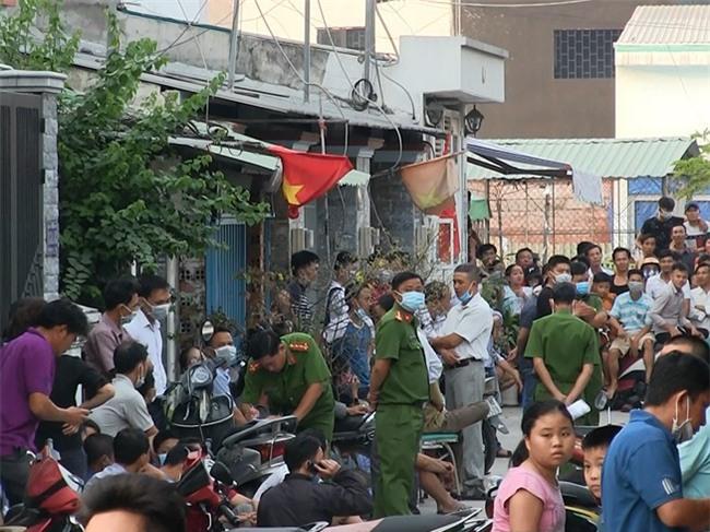 Khoanh vùng nghi phạm vụ án mạng 5 người ở Bình Tân