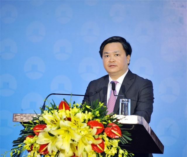 Ông Lê Đức Thọ, Tổng giám đốc VietinBank