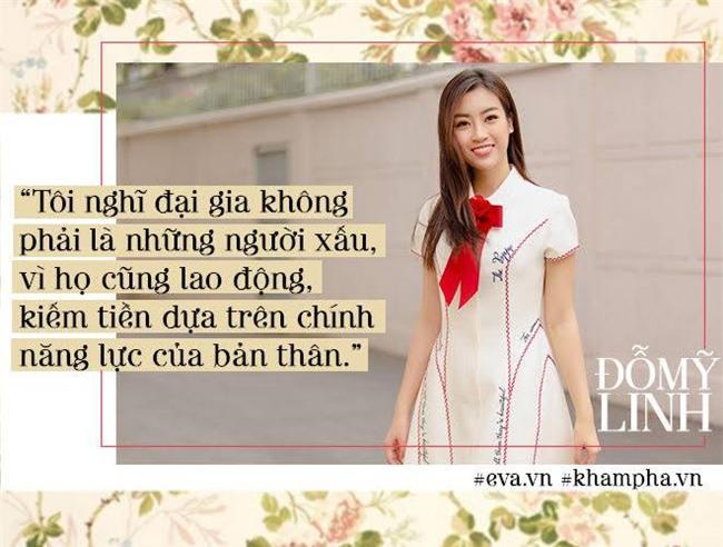 "do my linh: ""nguoi yeu toi khong can giau nhung phai co quyet tam thay doi cuoc doi"" - 10"