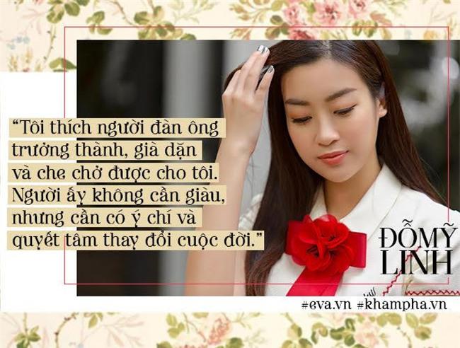 "do my linh: ""nguoi yeu toi khong can giau nhung phai co quyet tam thay doi cuoc doi"" - 12"