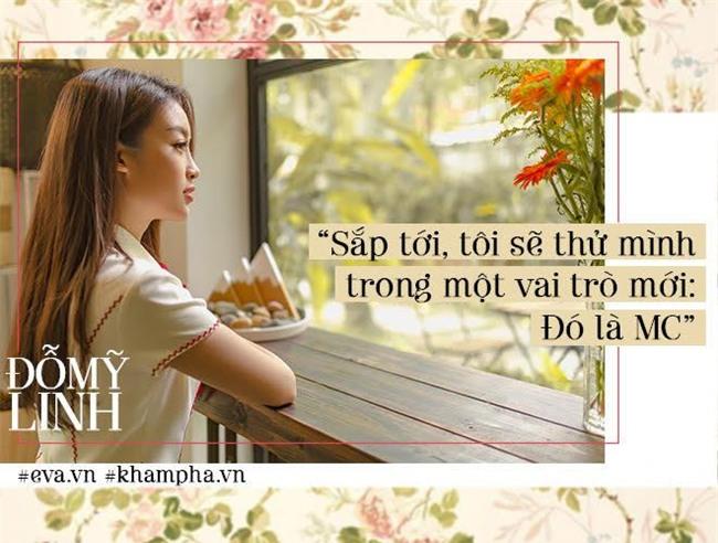 "do my linh: ""nguoi yeu toi khong can giau nhung phai co quyet tam thay doi cuoc doi"" - 4"