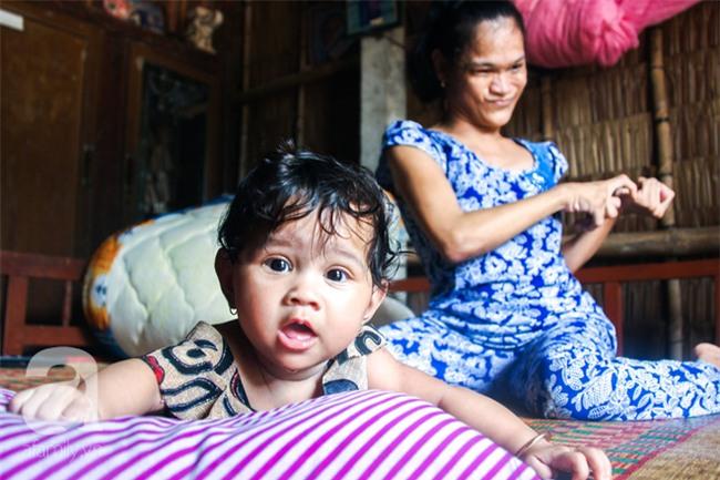 Tết mới của gia đình người mẹ điên ở Trà Vinh: Ấm áp và tràn ngập tiếng cười nhờ những tấm lòng - Ảnh 7.