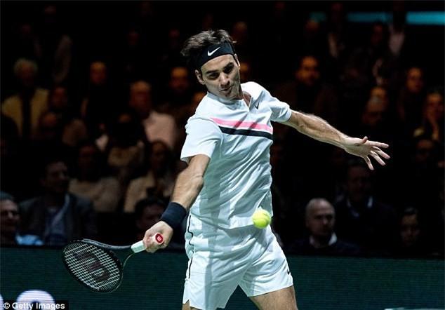 Roger Federer trở lại ngôi số 1 thế giới, lập kỷ lục chưa từng có - Ảnh 2.