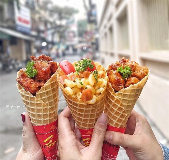 Hà Nội: những món ăn vặt mới toanh cực ăn ảnh đang phủ sóng Instagram - Ảnh 14.