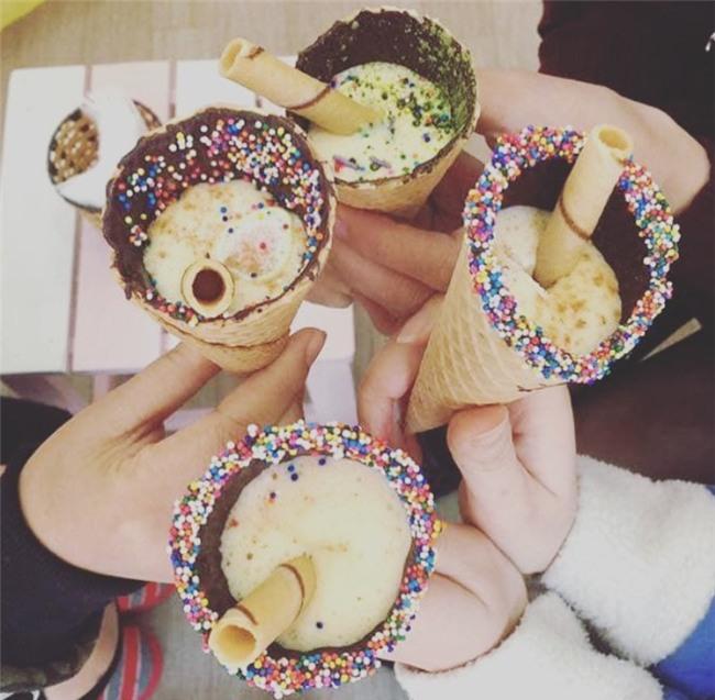 Hà Nội: những món ăn vặt mới toanh cực ăn ảnh đang phủ sóng Instagram - Ảnh 16.