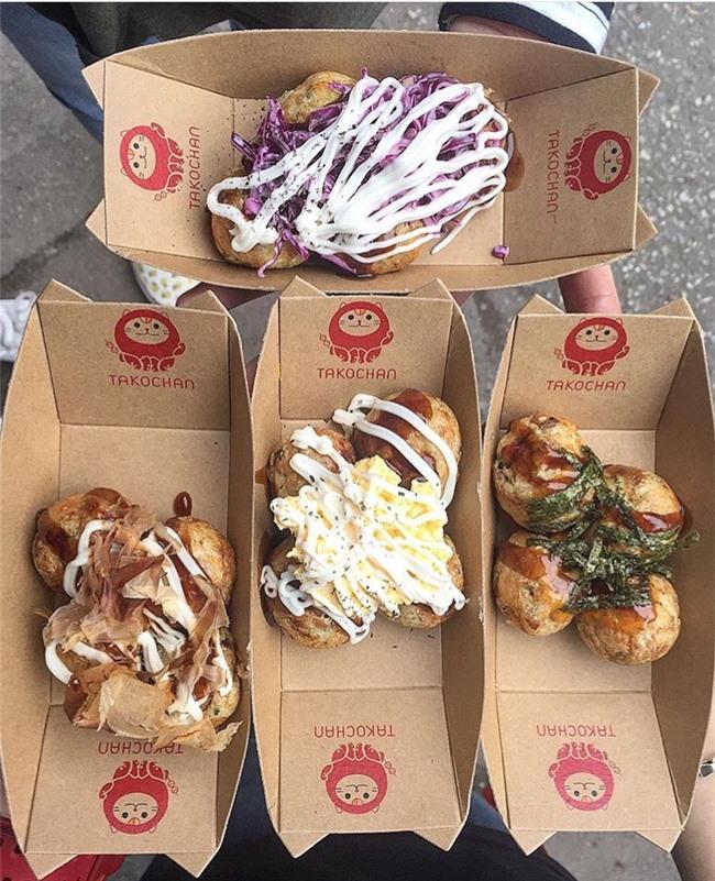 Hà Nội: những món ăn vặt mới toanh cực ăn ảnh đang phủ sóng Instagram - Ảnh 3.