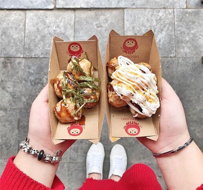 Hà Nội: những món ăn vặt mới toanh cực ăn ảnh đang phủ sóng Instagram - Ảnh 7.