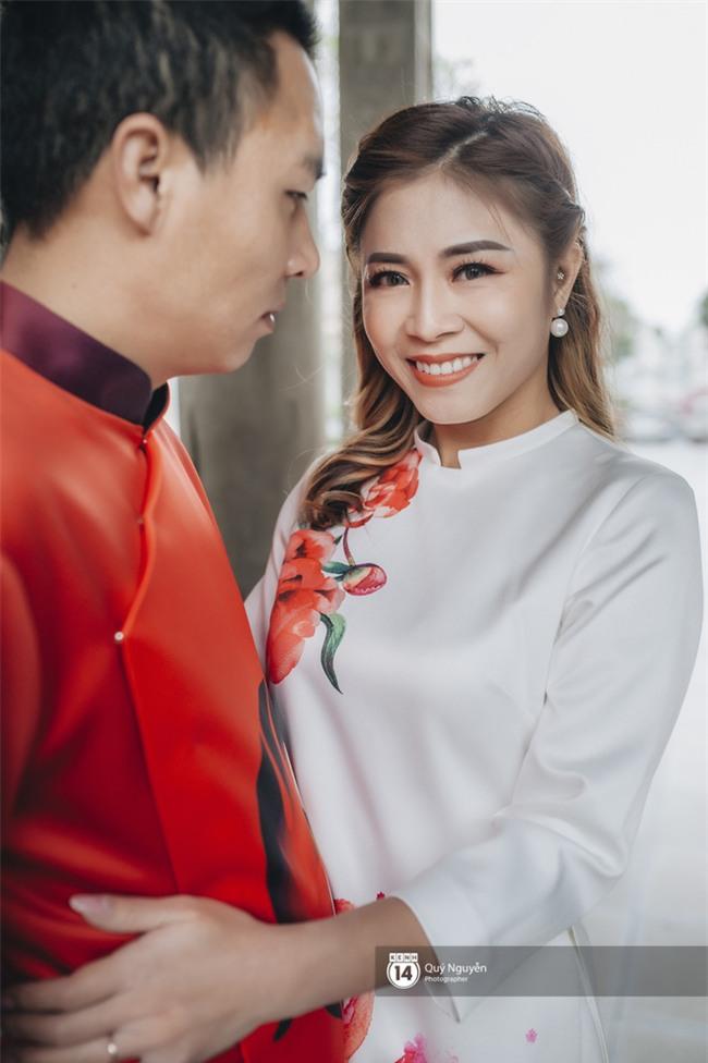 """Chuyện tình MC """"Chúng tôi là chiến sĩ"""": 10 năm trước là đồng nghiệp dự đám cưới của nhau, 10 năm sau gọi nhau vợ chồng! - Ảnh 8."""