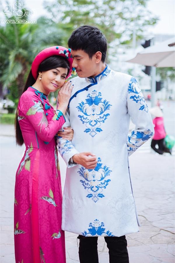Kiều Minh Tuấn cười không thấy mùa xuân khi cưới được Cát Phượng-10