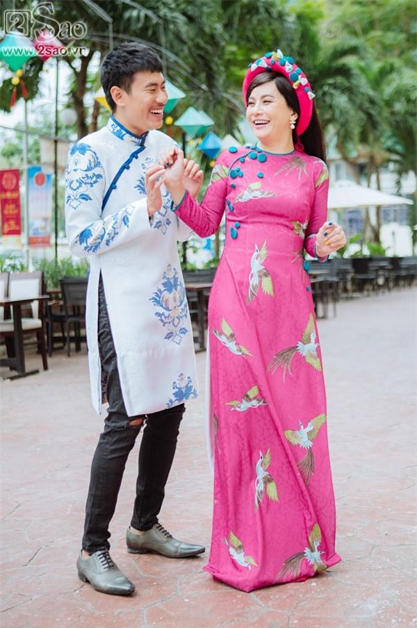 Kiều Minh Tuấn cười không thấy mùa xuân khi cưới được Cát Phượng-9