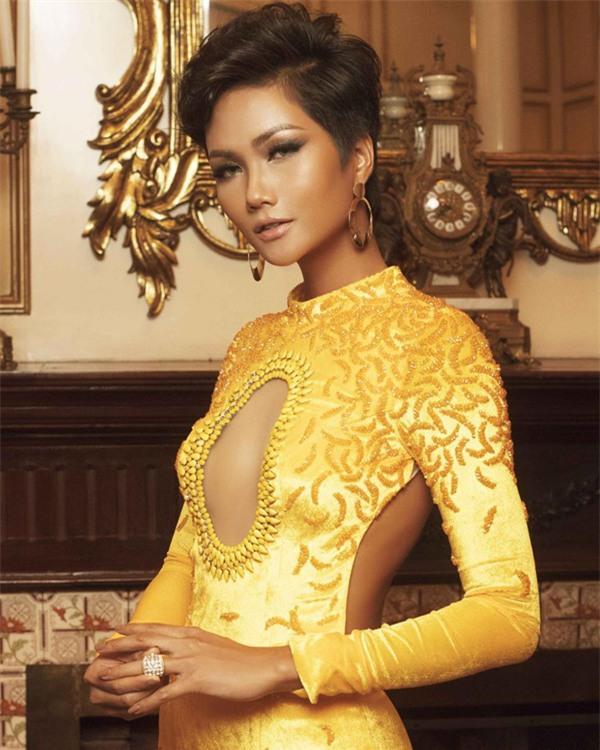 Hoa hậu HHen Niê: Áp lực lớn nhất của tôi là kiến thức, đặc biệt là trình độ tiếng Anh-3