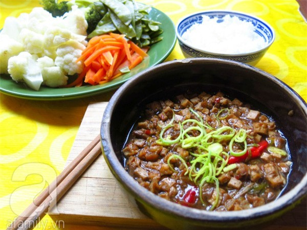 Hao cơm cực kỳ với 2 thực đơn cơm tối thanh đạm giải ngấy sau Tết - Ảnh 5.