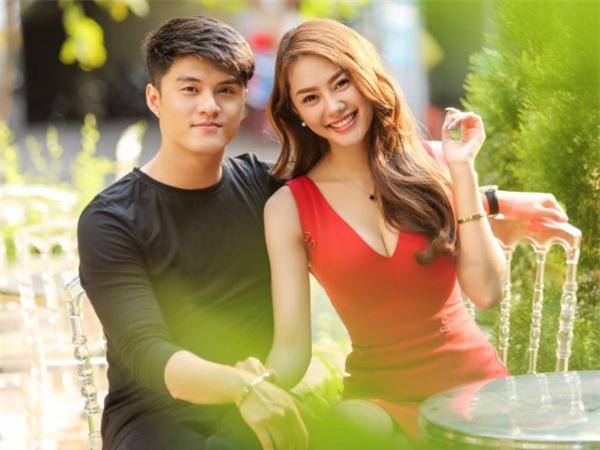 Tua lại loạt hình ảnh Lâm Vinh Hải và Linh Chi thân thiết còn hơn tình nhân dù đã đôi ngả chia ly-1