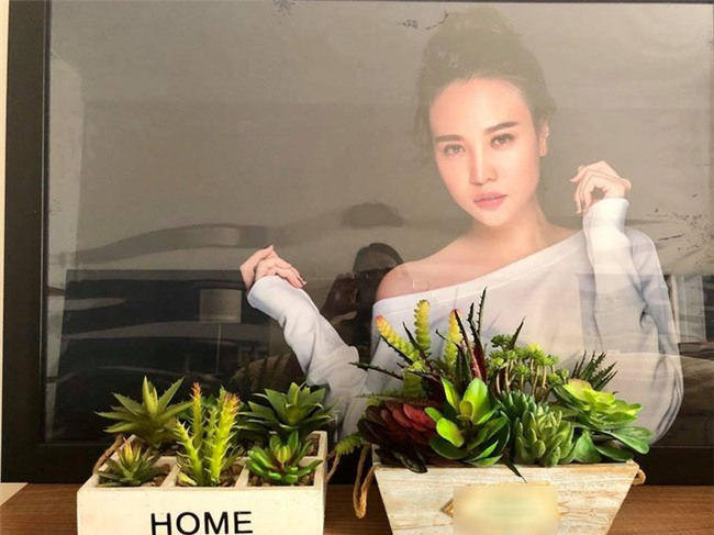 Căn nhà ngập tràn sắc Xuân vừa tậu của bạn gái Cường Đôla - Tin sao Viet - Tin tuc sao Viet - Scandal sao Viet - Tin tuc cua Sao - Tin cua Sao