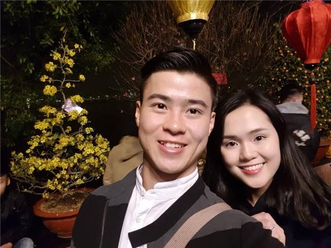 Tết của U23: Người khoe ảnh lãng mạn với bạn gái, người vui vẻ sum họp bên gia đình - Ảnh 7.