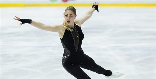 Nữ VĐV trượt băng gây ấn tượng mạnh với trang phục khác biệt, cùng thông điệp mạnh mẽ - Ảnh 3.