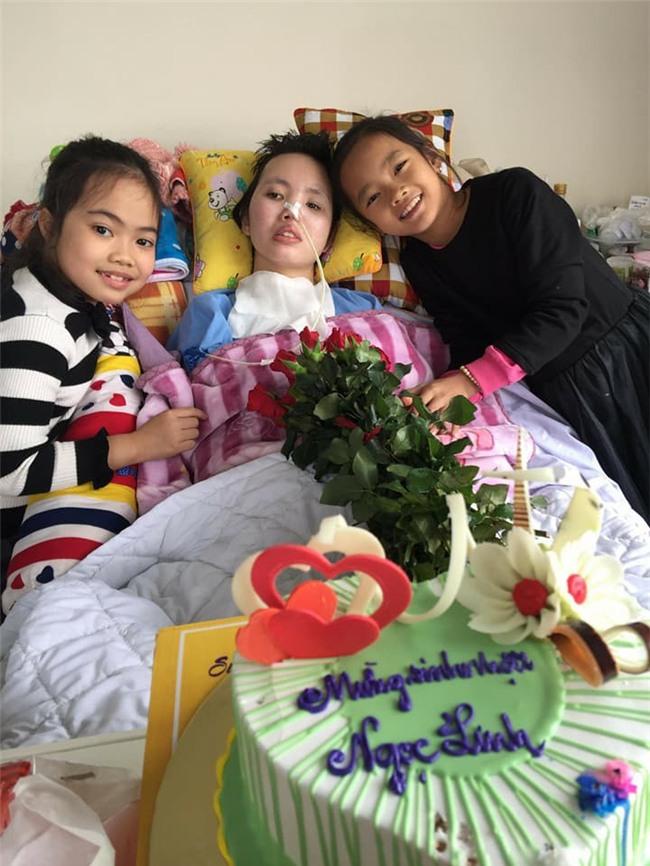 Sinh nhật đặc biệt của cô nữ sinh bị tai nạn giao thông, suốt nửa năm giành giật sự sống trong bệnh viện - Ảnh 3.