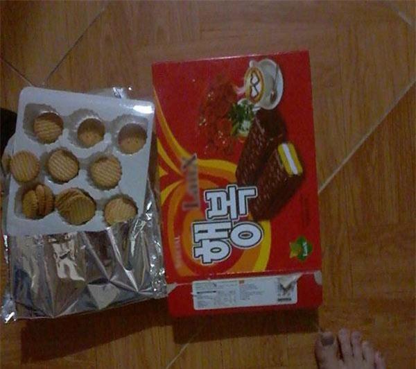 """hau tet, dan mang hai huoc khoe nhung man tuong duoc an sang nhung lai bi thuc pham """"lua doi"""" - 12"""