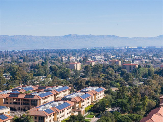 Giá nhà tại vùng Palo Alto đang lên mức cao kỷ lục.