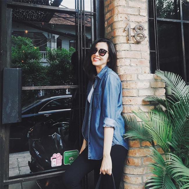 Nhìn lại phong cách của bà bầu đẹp nhất Vbiz Tăng Thanh Hà qua 3 lần bầu bí - Ảnh 12.