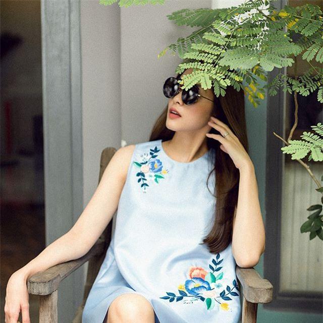 Nhìn lại phong cách của bà bầu đẹp nhất Vbiz Tăng Thanh Hà qua 3 lần bầu bí - Ảnh 19.