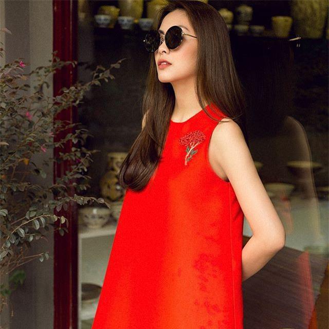 Nhìn lại phong cách của bà bầu đẹp nhất Vbiz Tăng Thanh Hà qua 3 lần bầu bí - Ảnh 20.