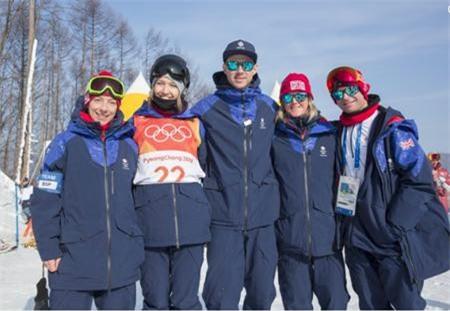 Rowan Cheshire đã có một mùa Olympic thành công